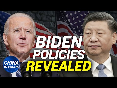 Biden's first phone call with China's Xi; Canadian visa center run by Chinese police: report