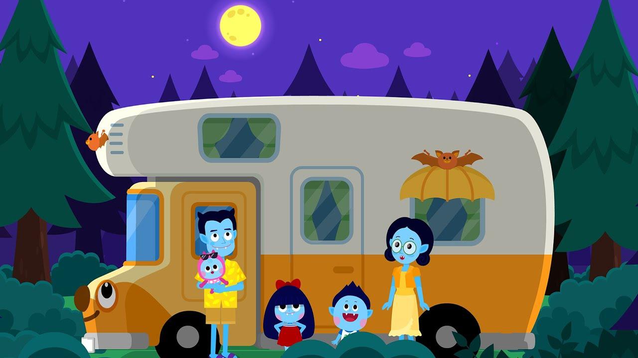 헤이헤이 캠핑카 | 즐거운 캠핑을 떠나요~! | 자동차 동요 | 인기동요 | 어린이동요 | 티디키즈★지니키즈