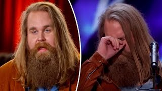 Incredible: Chris Kläfford's Cover Of Imagine Might Make You Cry - America's Got Talent 2019