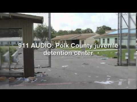 'It's a full blown riot!' juvenile center 911 calls