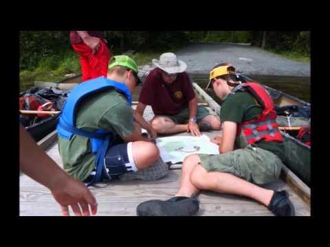 Troop 65 Maine High Adventure Trip