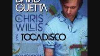 David Guetta - Tomorrow Can Wait (Tocadisco Remix)