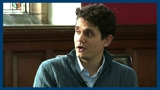 Why I Collabed with Katy Perry | John Mayer | Oxford Union