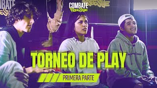 TORNEO DE PLAY - PRIMERA PARTE | SEVEN TO PLAY - COMBATE FREESTYLE PERÚ