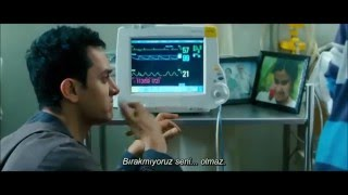 Jaane Nahin Denge Tujhe (3 İdiots - Aamir Khan) Türkçe Altyazılı
