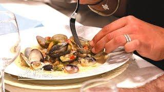 Fricassée de fruits de mer sur l'Île de Ré