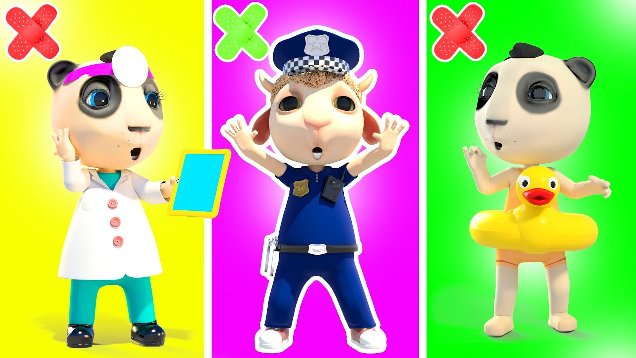 Yes Yes, Baby Johny And The Rescue Squad | Ambulance Rescue Team + More Kids Songs & Nursery Rhymes