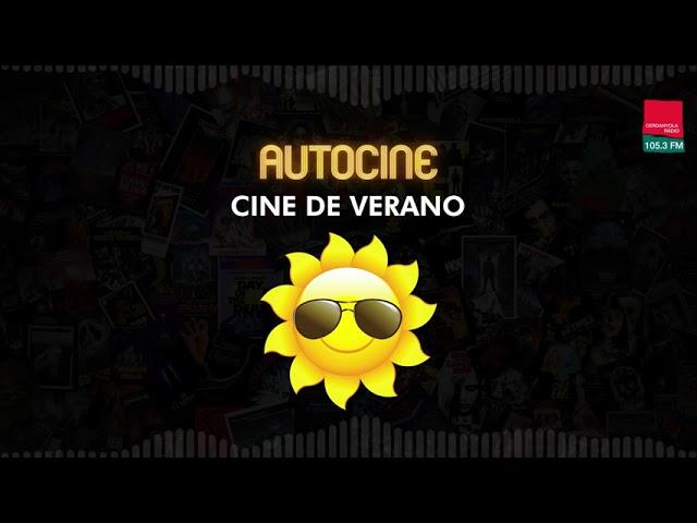 Autocine 4x32: CINE DE VERANO con Joan Ramon Viñas