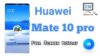 Huawei Mate 10 Pro Price & Specs