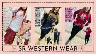 SR WESTERN OUTFITS|| AUTHORIZE…