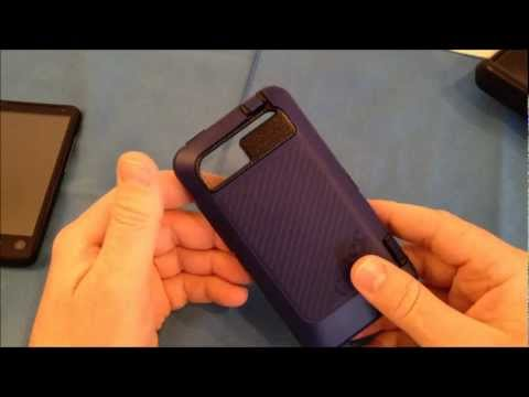OtterBox Defender case for the HTC Vivid & Raider 4G / Giveaway