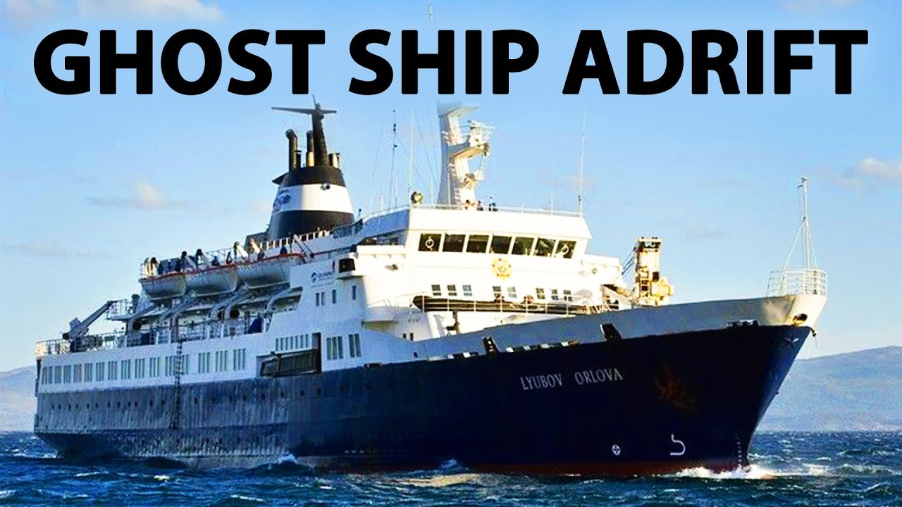 ghost ship adrift with cannibal rats youtube