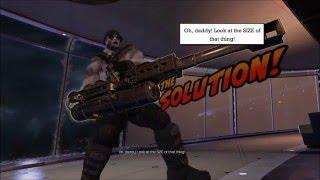 Deadpool Walkthrough Gameplay Part 2: Pull The Trigga! Shoot da gun!
