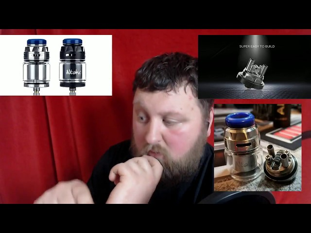 Islands in the Clouds Pt.2 - 6/6/2018 - Live vaping and vape related chat, news, reviews and fun