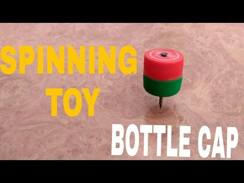 DIY Spinning toy/Make simple Spinning Toy