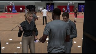 NBA 2K18 FULL MYCAREER STORY - PLAYMAKING SHARPSHOOTER