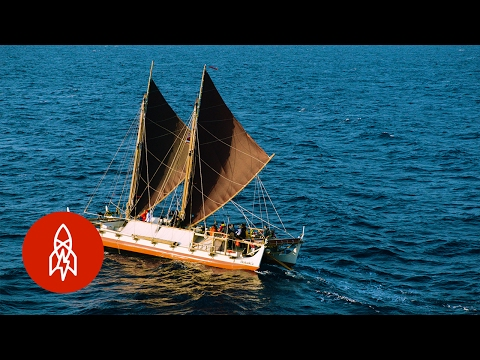 Sun, Stars, Swells: Sailing the Globe Using Nothing but Nature
