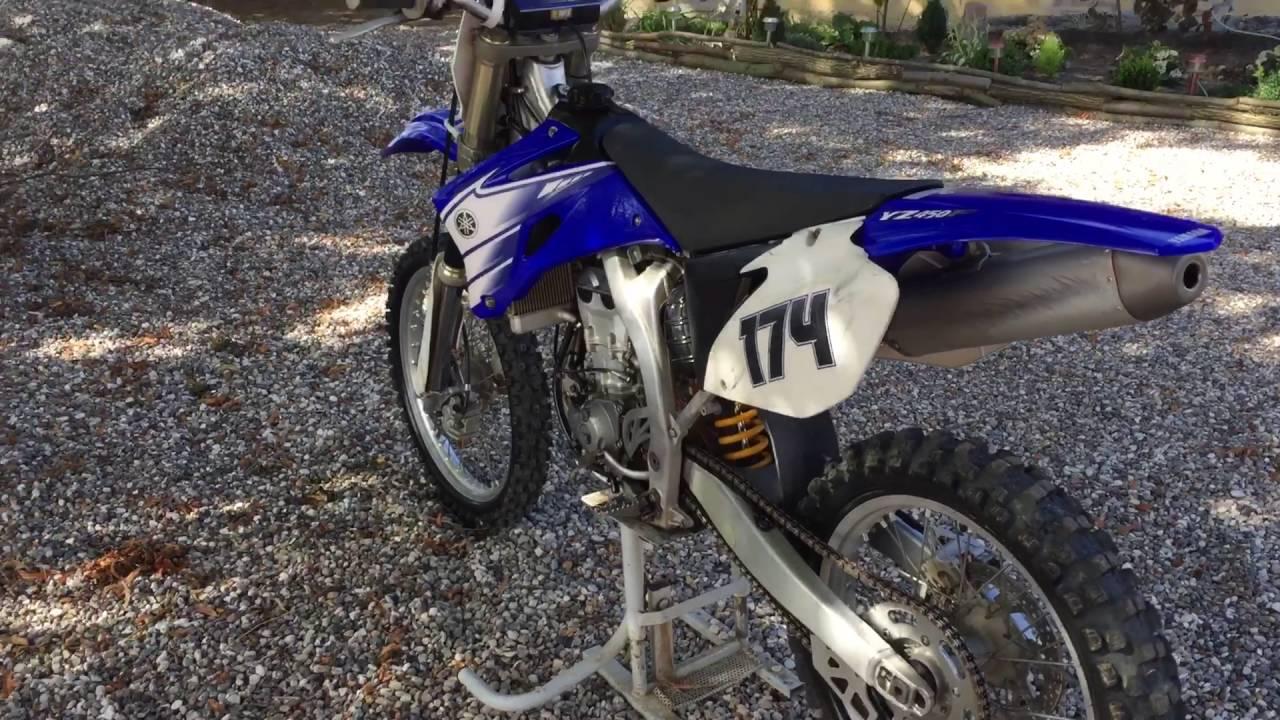 Yamaha Yzf 450 2006