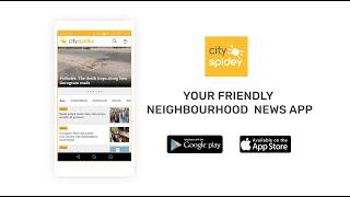 CitySpidey - Hyper Local News and Community News