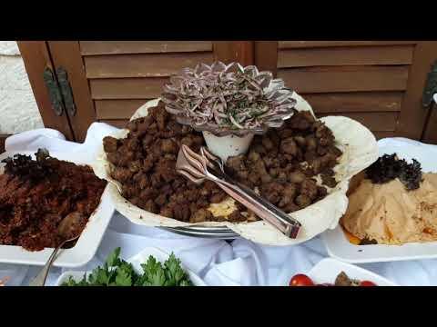 Турция КУРБАН БАЙРАМ фестиваль турецкой еды Akka Antedon