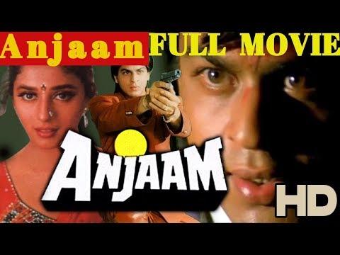 Anjaam (1994) Full Movie - Shahrukh Khan & Madhuri Dixit - Shahrukh Khan Hd Movie