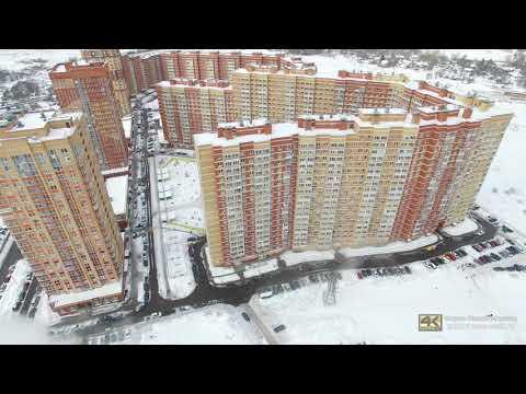 """ЖК """"Прима парк"""" в Щербинке 24.02.2018"""