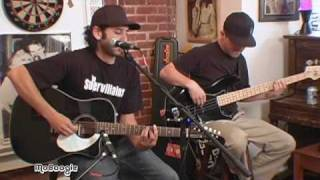 "MIKE PINTO ""Bad Luck"" - stripped down session @ the MoBoogie Loft"