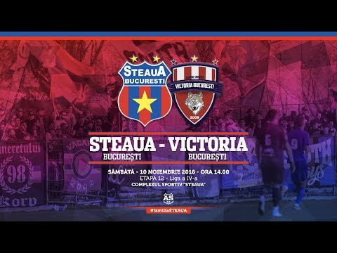 Steaua București - Victoria București