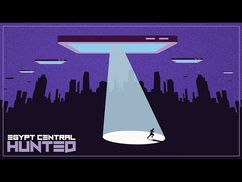 Egypt Central - Hunted (lyric video)