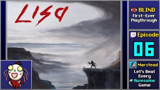 LISA The Painful RPG Episode 6 Blind - Wally#39s