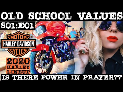 Harley Davidson Values >> Old School Values Episode 01 2020 Harley Davidson Reveal