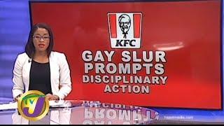 TVJ News: Rat Spotted in KFC Restaurant/Gay Slur - December 31 2019