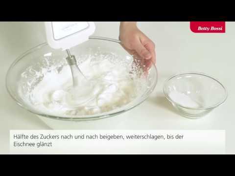 Tipps & Tricks: Eischnee