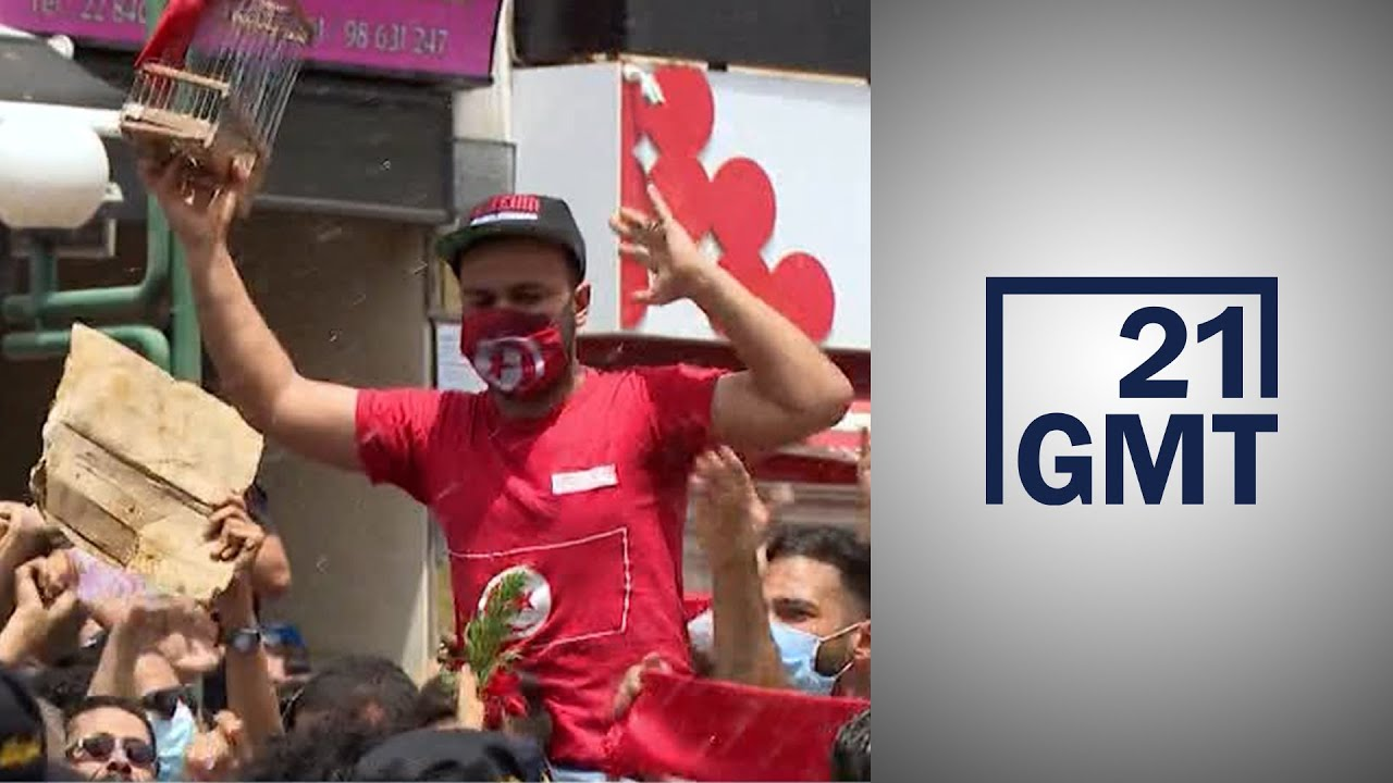 منظمات حقوقية ومدنية تبدي خوفها على الديمقراطية والحريات في تونس  - 07:53-2021 / 7 / 30