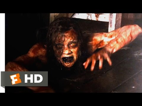 Evil Dead (9/10) Movie CLIP - Blood Falls,...