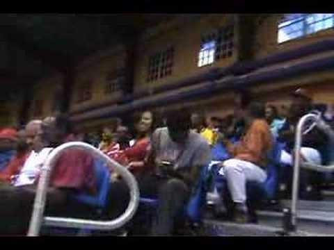 Highlights of 2008 CFU Futsal Final T&T v Haiti