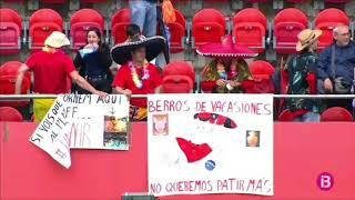 Resumen RCD Mallorca-Rayo Majadahonda 2-1