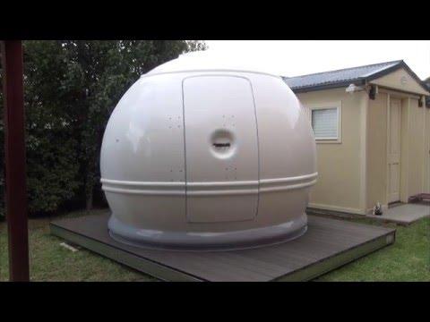 Dome Observatory | 3m | ScopeDome Australia