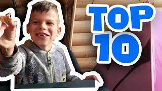 TOP 10 LEKKERSTE BELEG OP CRACKERS !! - KOETLIFE VLOG #832