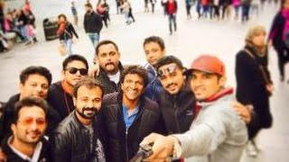 Kerala Strikers run into Puneet at London