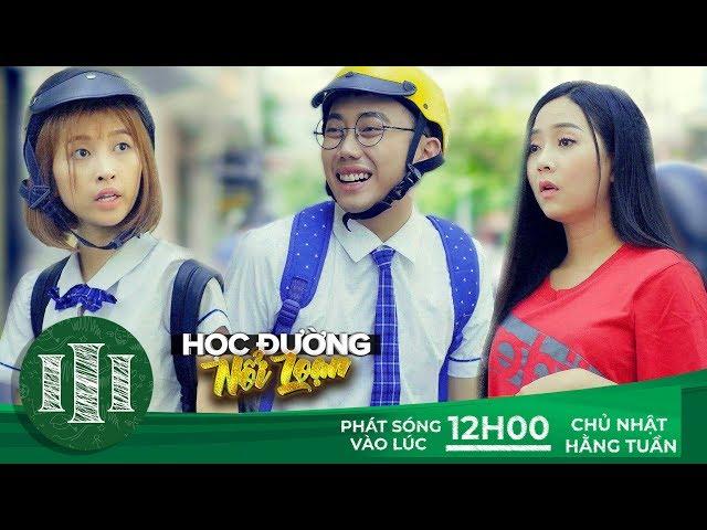 PHIM C?P 3 - Ph?n 7 : T?p 11 | Phim H?c ???ng 2018 | Ginô T?ng, Kim Chi, L?c Anh