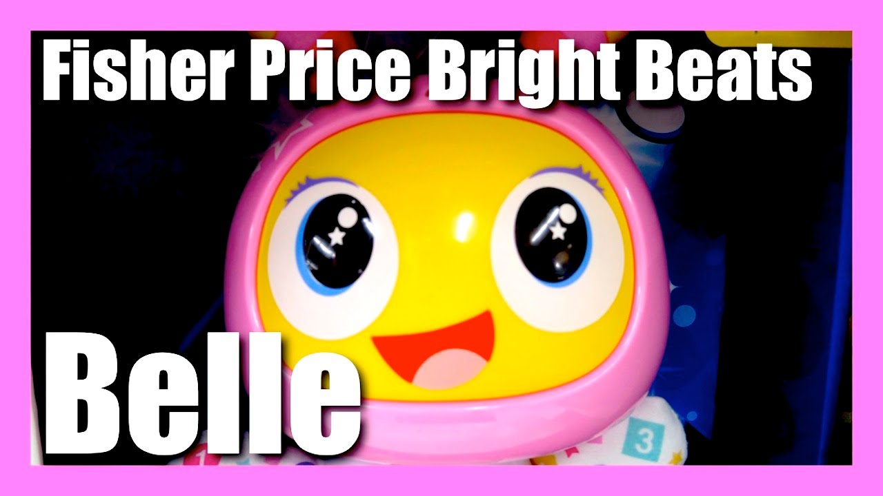Fisher Price Bright Beats - Dance and Move Beat Belle Music Toy - BeatBo's Sister - YouTube