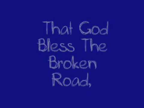 Carrie Underwood & Rasal Flatts - God Bless The Broken Road [Live] with Lyrics