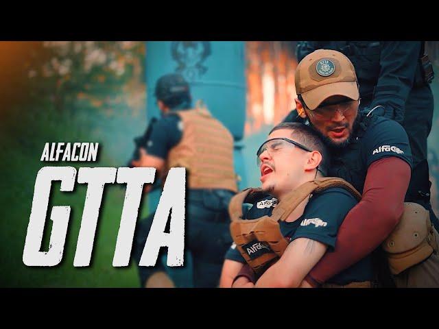 Motivação Policial - GTTA AlfaCon - Evandro Guedes