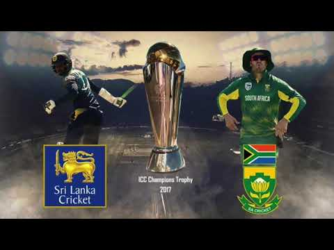 Radio Commentary Snippet 2017 Champions Trophy