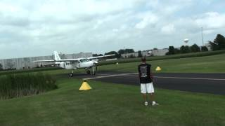 Cessna Caravan Engine Failure - Dead Stick Landing
