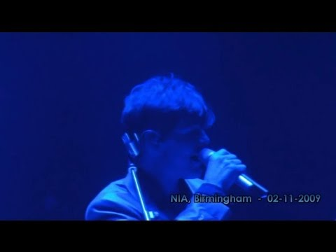 a-ha live acoustic - And You Tell Me (HD) - NIA, Birmingham - 02-11 2009