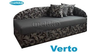 Підлітковий ортопедичний диван-ліжко Verto.(http://www.mekko.com.ua/kataloh/dytyachi-myaki-mebli/ortopedychnyy-dyvan-lizhko-verto-2050850-fabryka-mekko15.html Ортопедичний підлітковий ..., 2015-04-20T12:17:39.000Z)