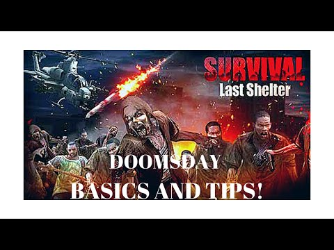 Doomsday Last Shelter Survival : Basics and Tips! (BEST GUIDE)