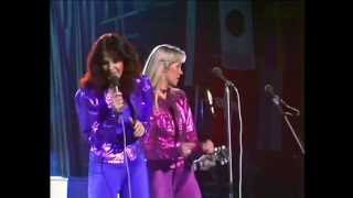ABBA Kisses Of Fire, Lovers Live A Little Longer (Live Switzerland